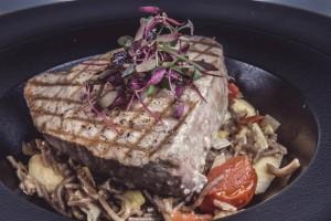 Polędwica z tuńczyka